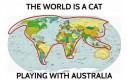 Świat to kot