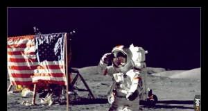 Według miejskiej legendy mały Neil Armstrong