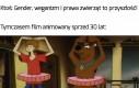 Już dawno temu Scooby robił to wszystko i jeszcze więcej...