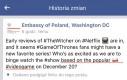Polska ambasada myśli, że serial Wiedźmin powstał na podstawie gry wideo