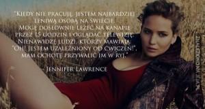 Leniwa Jennifer Lawrence