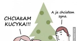 Problemy z prezentami