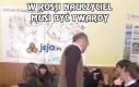 W Rosji nauczyciel musi być twardy