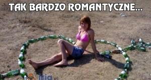 Tak bardzo romantyczne...