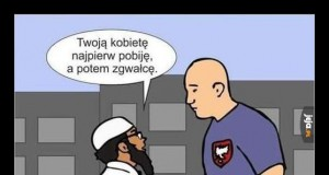 Ahmed zapomniał, że jest w Polsce