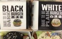 Black & White burger
