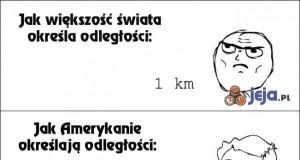 Określanie odległości