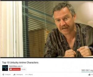 Top 10 nieszczęśliwych postaci anime