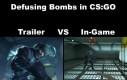 Rozbrajanie bomby w CS:GO