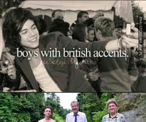 Brytyjski akcent