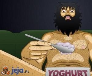 Smaczny jogurt