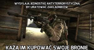 Logika Counter Strike'a