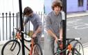 Zapięcie do roweru które jest... rowerem