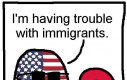 Problem z imigrantami