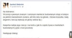 Historia z marketu