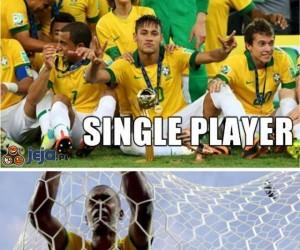 Brazylia podczas Mistrzostw Świata