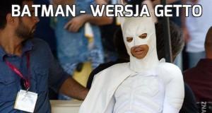 Batman - wersja Getto