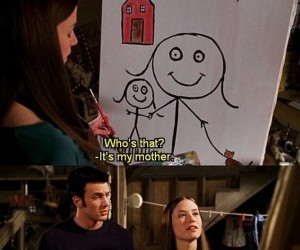 Rodzinne malowidło