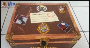 Harry Potter - magiczna skrzynia