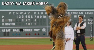 Każdy ma jakieś hobby...