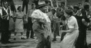 Gdy próbuję zaimponować dziewczynie tańcem