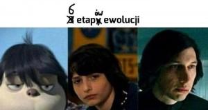 Ewolucji ciąg dalszy