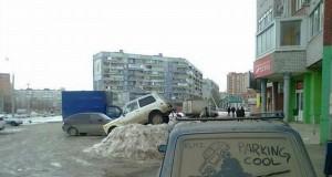 Parkowanie w Rosji