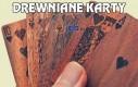 Drewniane karty