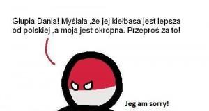 Musisz przeprosić po polsku