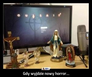 Gdy wyjdzie nowy horror...
