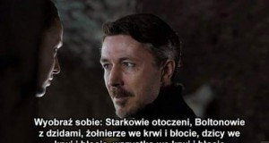 Littlefinger, ty śmieszku