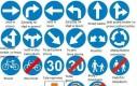 Anty poradnik kierowców - znaki nakazu