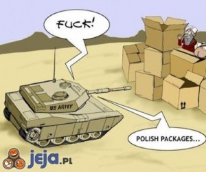 Polish packages