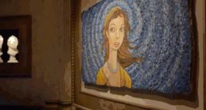 Nietypowy portret