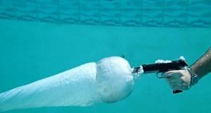 Podwodny strzał