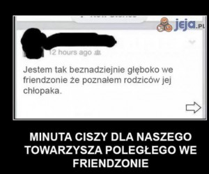 Głębokie friendzone