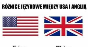 USA vs Anglia