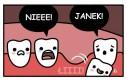 Stałe zęby takie są