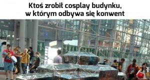 Idealny cosplay nie ist...