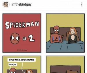 Spiderman i Czarna Wdowa