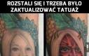 Aktualizacja tatuażu