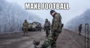 Make football