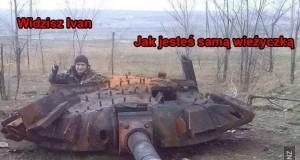 Rosyjski czołg