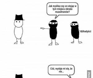 Logika dżihadystów