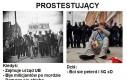 Świat się zmienia i protesty też
