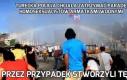 Turecka policja chciała zatrzymać paradę homoseksualistów armatkami wodnymi
