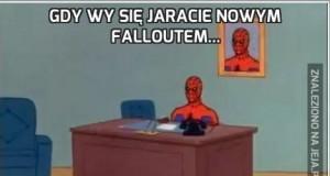 Gdy wy się jaracie nowym Falloutem...