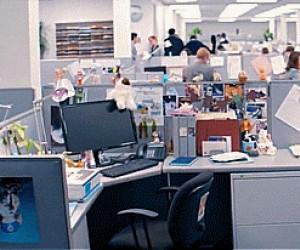 Psikus w pracy