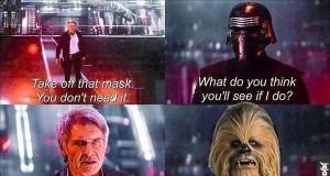 Zdejmij tą maskę!