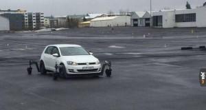 Nauka jazdy: początki